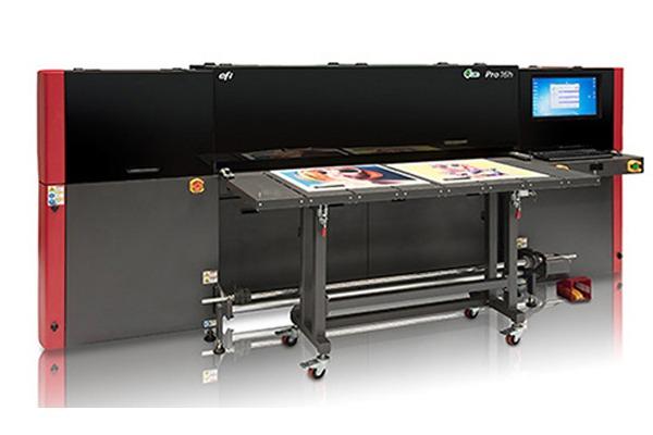 EFI Pro 16h LED Wide Format Hybrid Printer