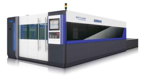 Han's Laser:   MF Series Fiber Laser Cutting Machine <br>Machine Available in G3015MF | G4020MF | G6020MF