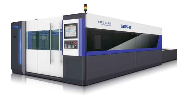 Han's Laser:  HD CO2 Laser <br> Cutting Machine Machine Available in G3015 | G4020