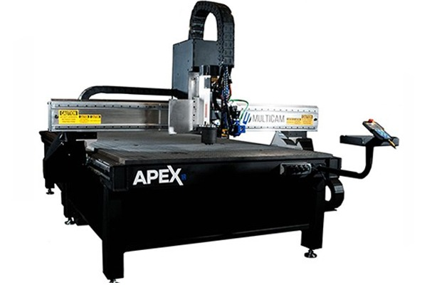 multicam apex 1r - CNC CUTTING