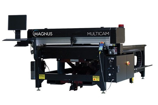 multicam magnus co2 - CNC CUTTING