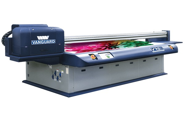 Vanguard VR5D 4'x8′ Flatbed UV LED Printer