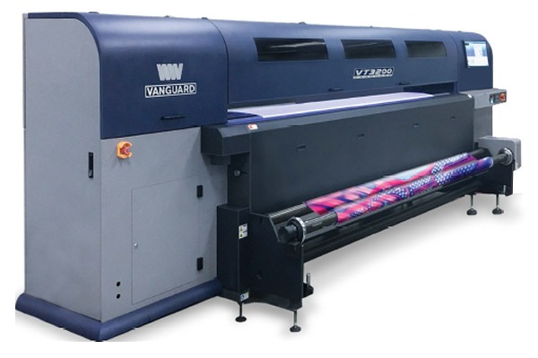 Vanguard  VT 3200 Fabric Dye Sub Printer