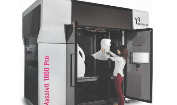Massivit 1800 Pro Large Format 3D Printer