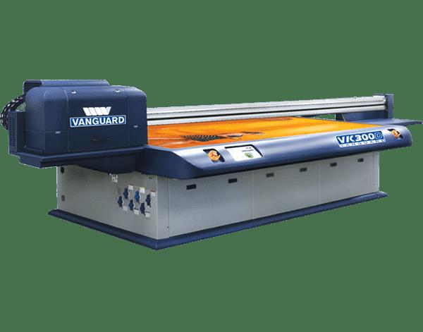 Vanguard VK300D 5×10 Flatbed Printer