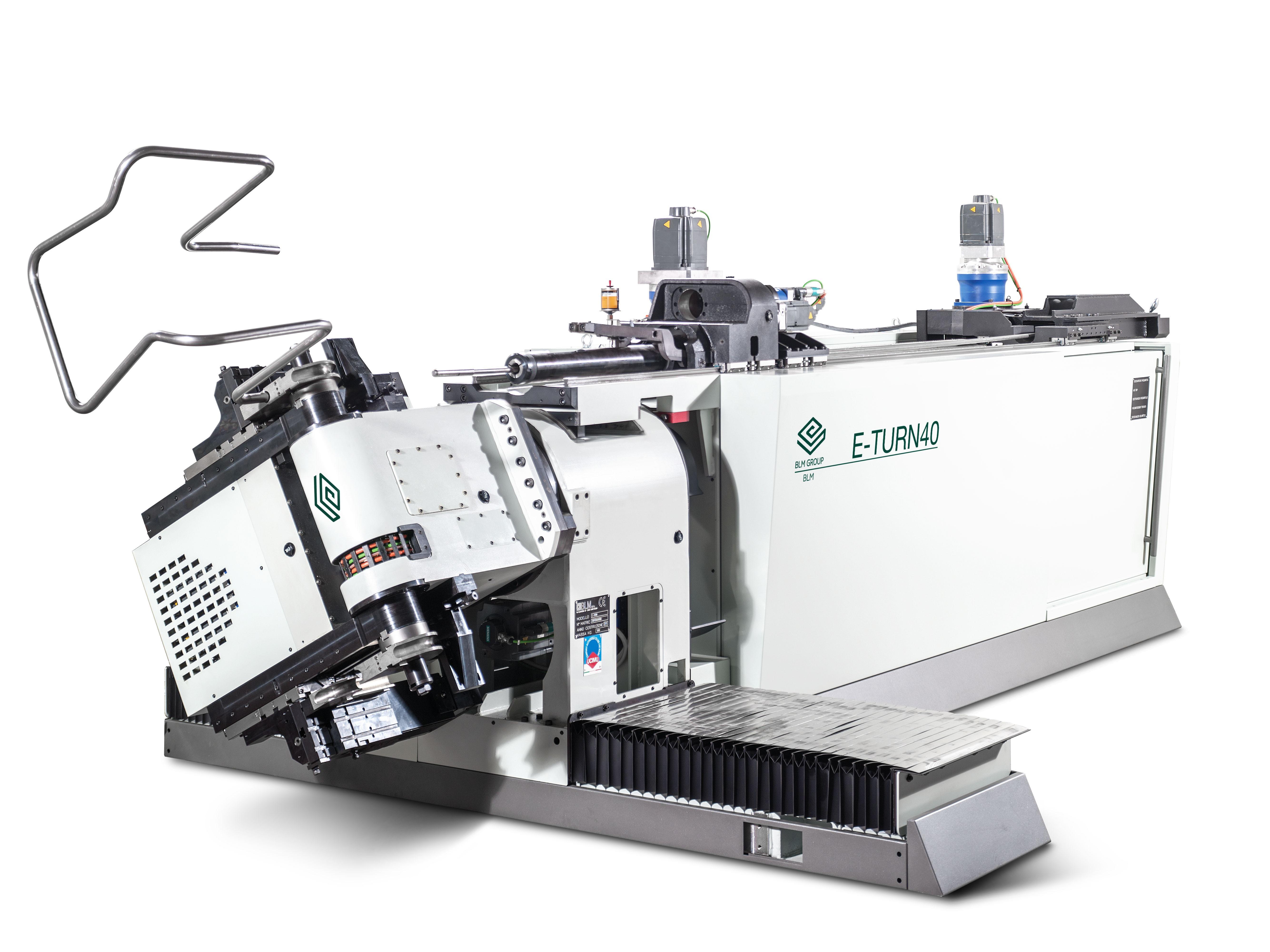 E-TURN BENDING MACHINE