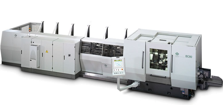BC80 CUTTING AND END-FINISHING SYSTEM