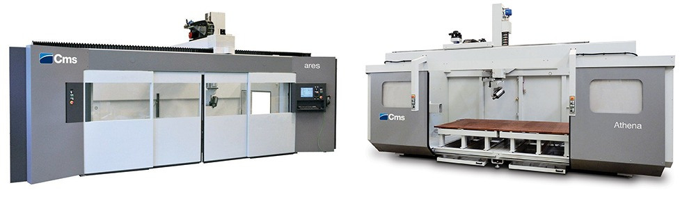 cms - CMS High Speed 5-Axis Machining Centers