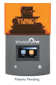 2018 envision one mechanical 1 1 - 3D Printers/Additive Manufacturing