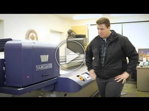 ACS Vanguard 4 x 8 Printer - Videos