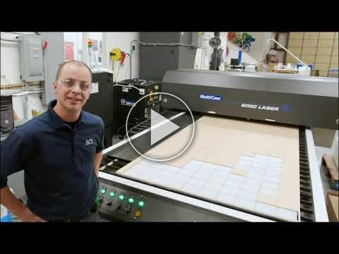 Keltech ACS Laser - Videos