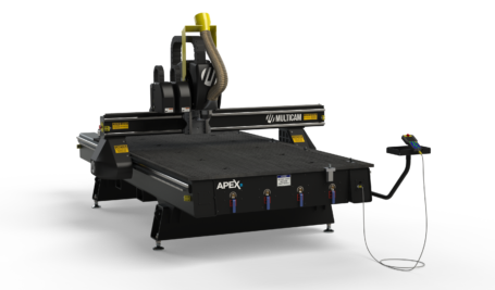 MultiCam Apex 3R CNC Router