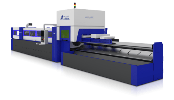 Han's Laser:   P Series Laser Pipe Cutting Machine <br>Machine Available in P6010D   P6010D   P8018D   P10018