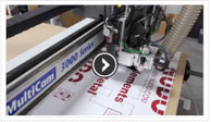 acs mitsubishi press brake - Video
