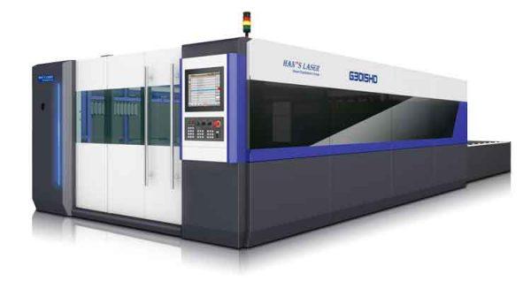 Han's Laser:   MF Series Fiber Laser Cutting Machine <br>Machine Available in G3015MF   G4020MF   G6020MF