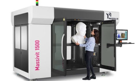 Massivit 1500 Large Format 3D Printer