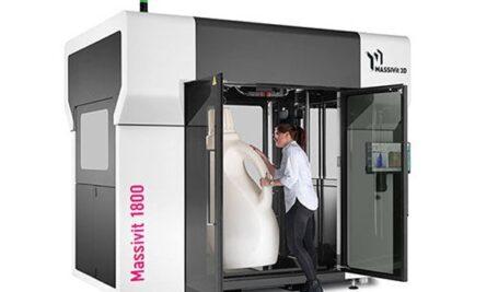 Massivit 1800 Large Format 3D Printer