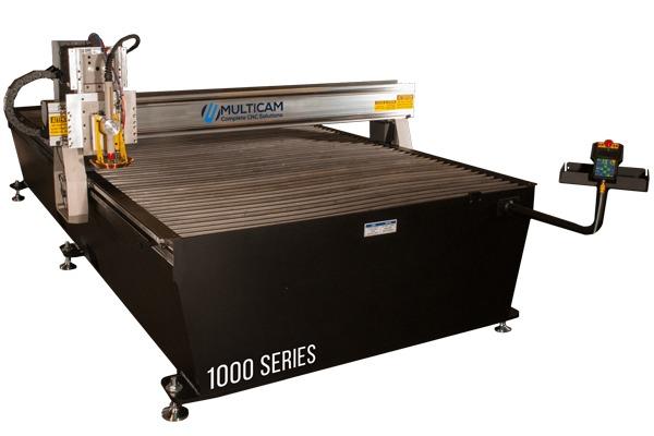 multicam 1000 - CNC CUTTING
