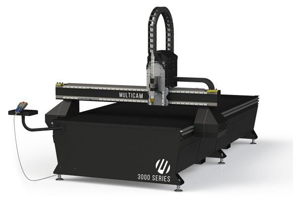 multicam 3000 - CNC CUTTING