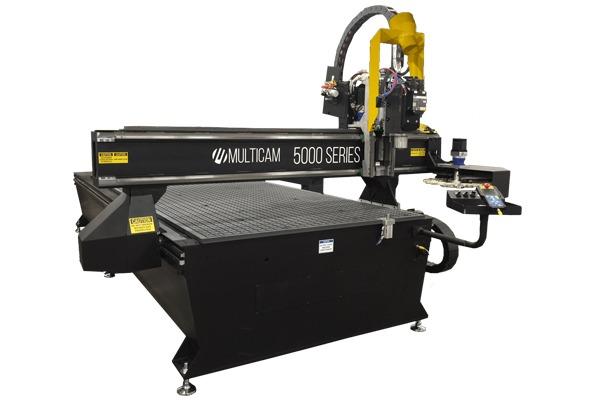 multicam 5000 - CNC CUTTING