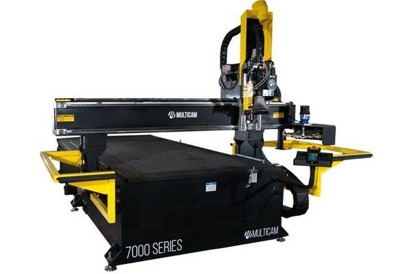 multicam 7000 - CNC CUTTING