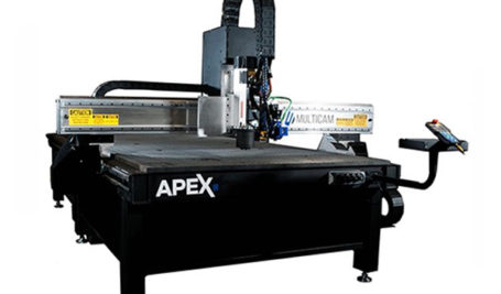 MultiCam Apex 1R CNC Router