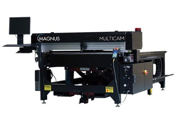 multicam magnus co2 - CNC CUTTING