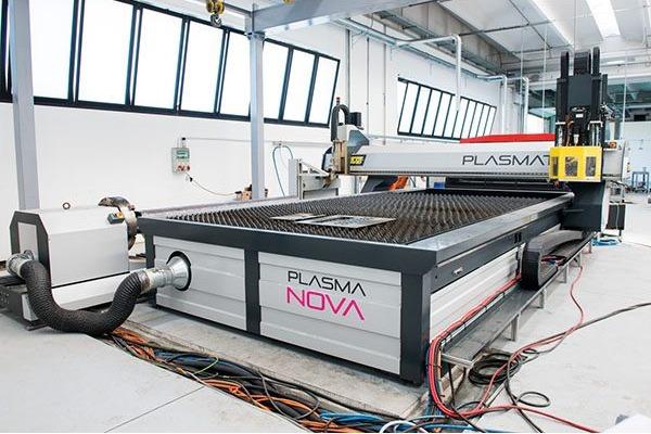 soitaab plasma nova - CNC CUTTING