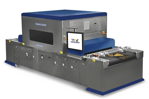 Vanguard  VSP1400 | UV DIGITAL SINGLE PASS SCREEN PRESS