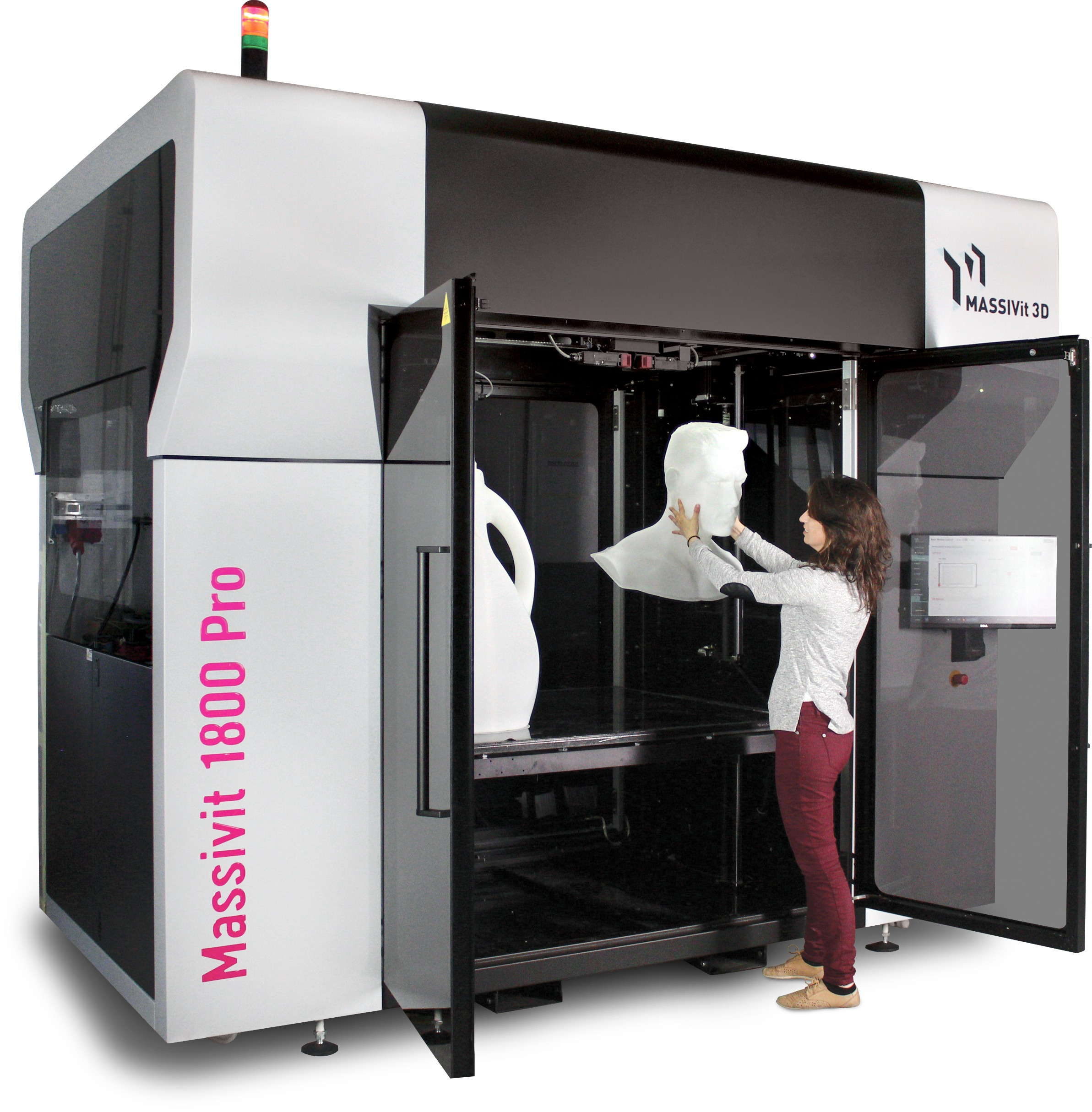 Massivit 1800 Pro Large Format 3D Printer