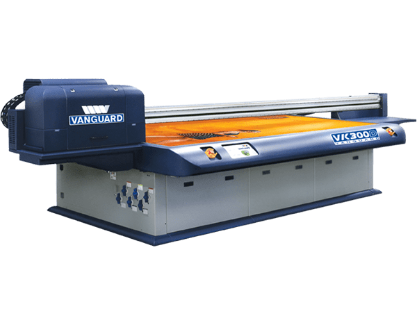 Vanguard VK300D 5×10 Flatbed Printer