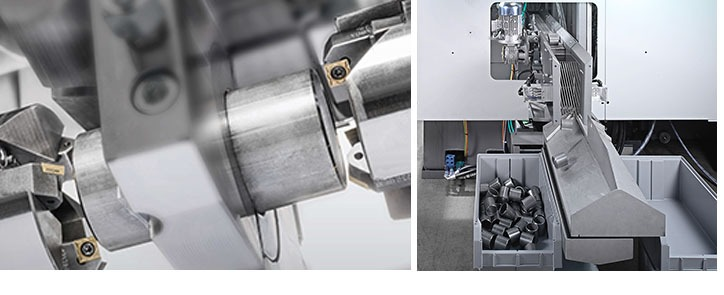 bc80 - BC80 CUTTING AND END-FINISHING SYSTEM