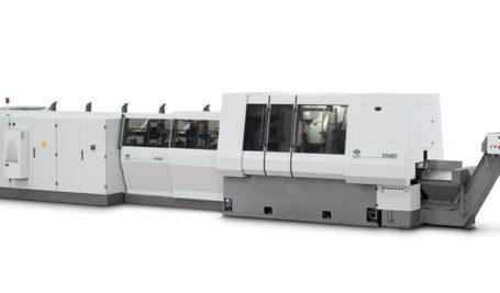 EM80 END-MACHINING SYSTEM